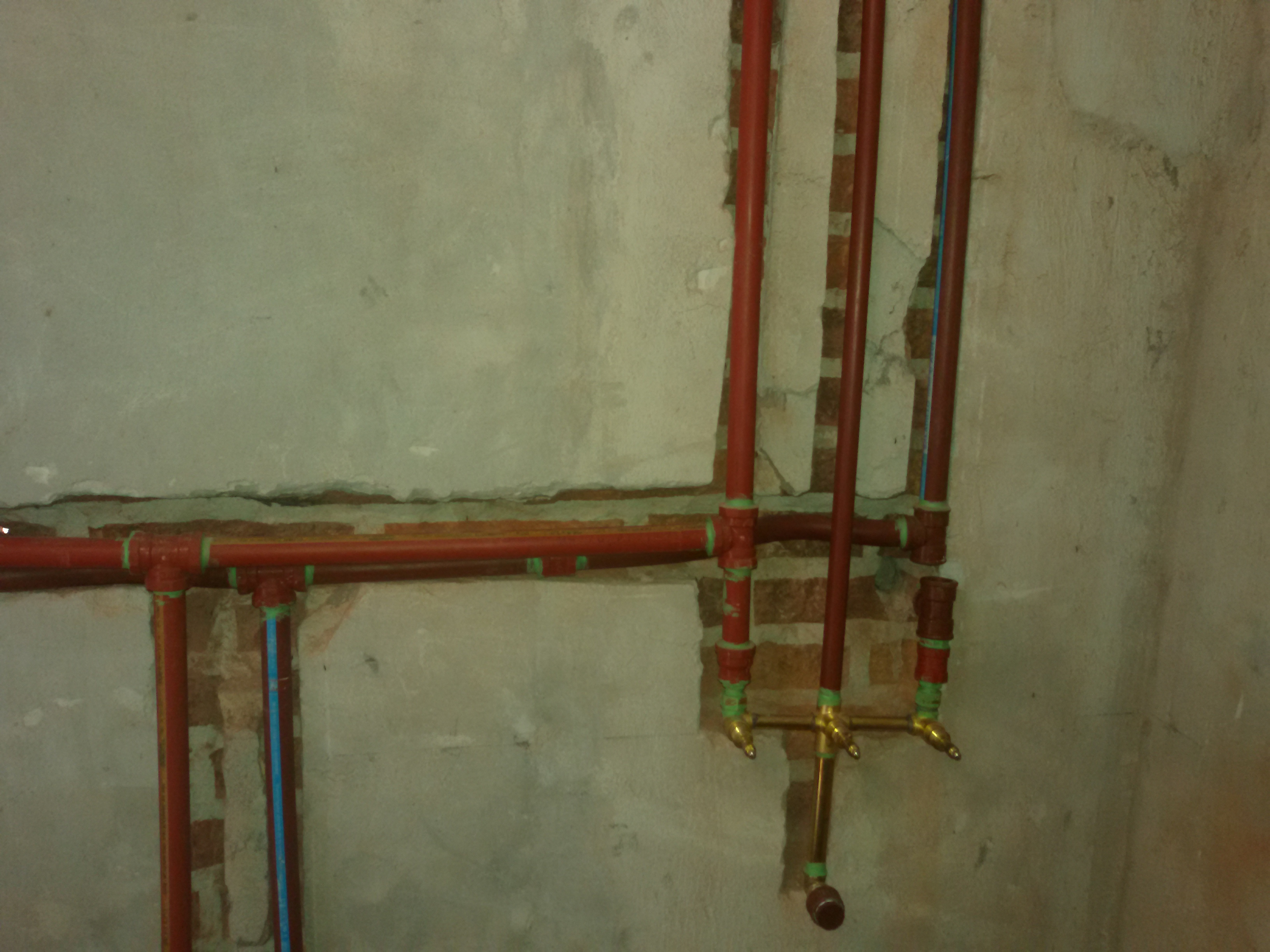 Instalacion De Griferia Para Baño:orientación del cuadro ducha 2 – Plomería y Sanitaria – YoReparo
